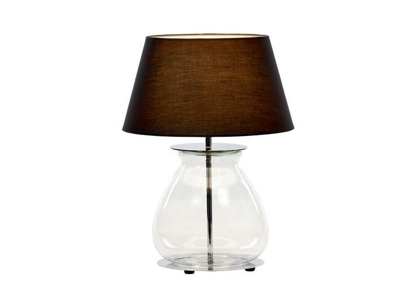 Glass table lamp PHIL by Aromas del Campo