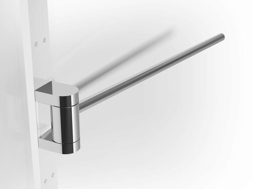 Metal towel rack PHLOX | Swivel towel rack - Alna