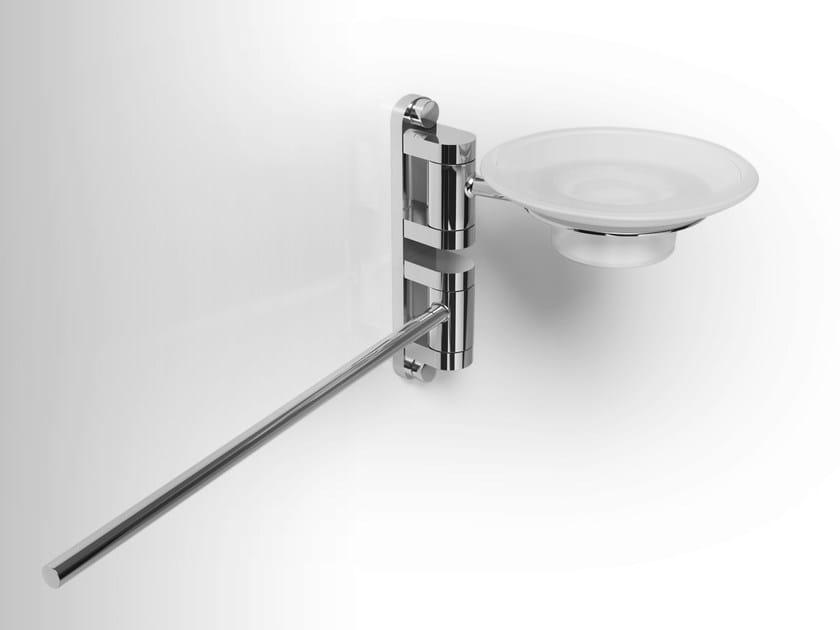 Metal soap dish / towel rack PHLOX | Soap dish - Alna