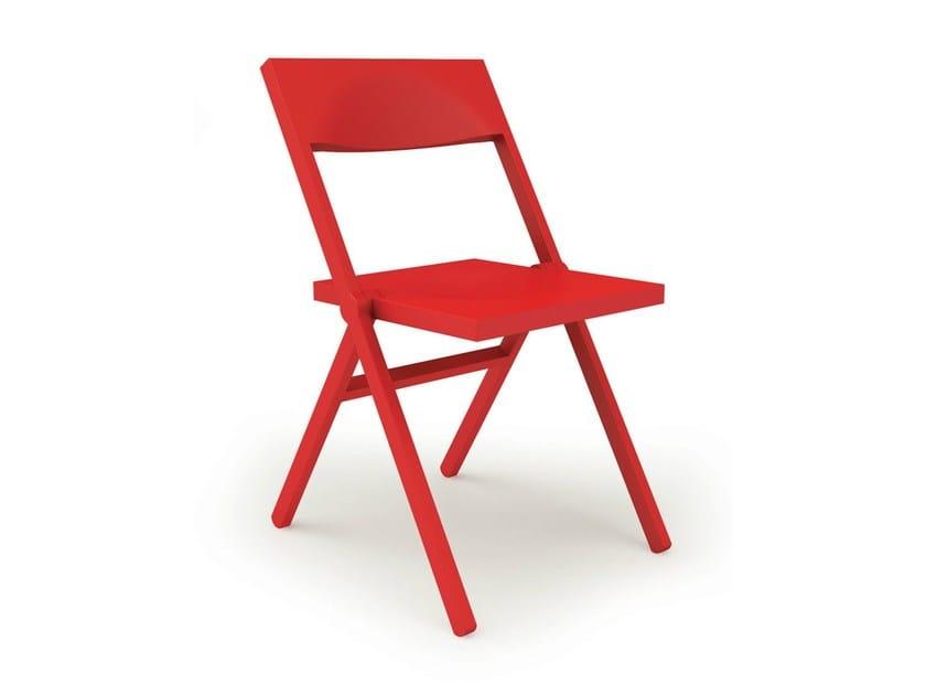 Folding chair PIANA - ALESSI