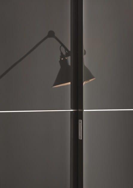 Armadio con ante scorrevoli su misura PIANA By Lema