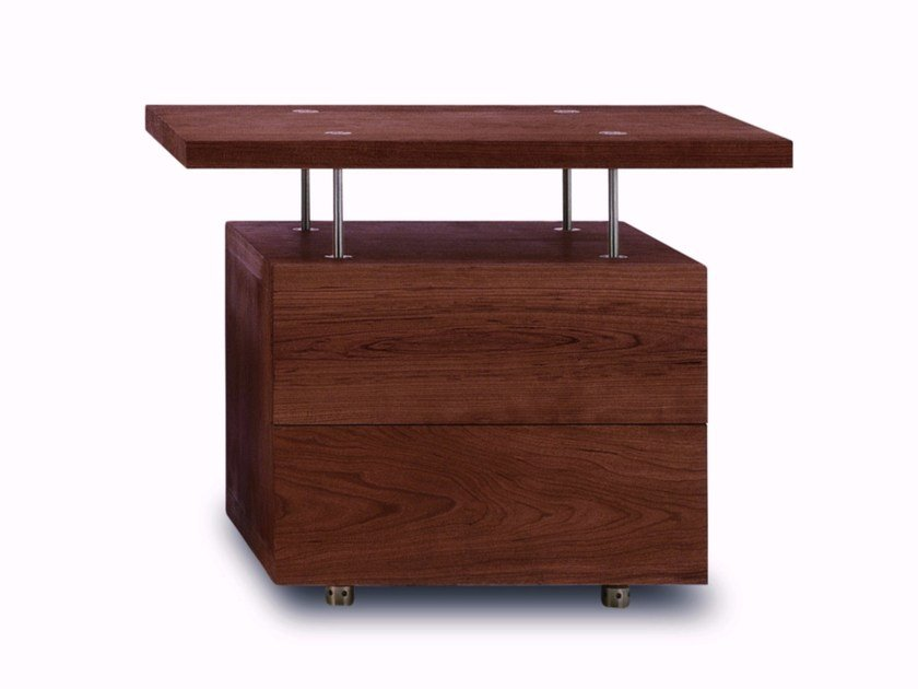 Bedside table with drawers PIANO | Bedside table - Riva 1920