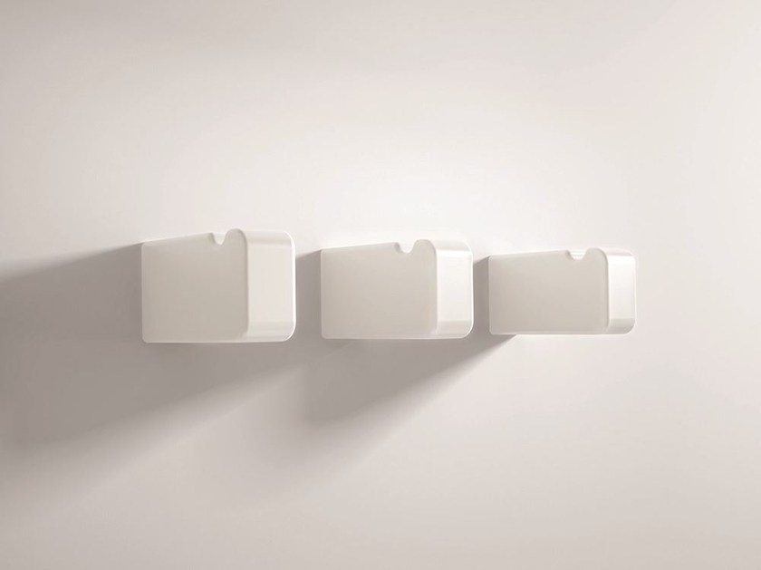 Ceramic robe hook PIANO - Hidra Ceramica