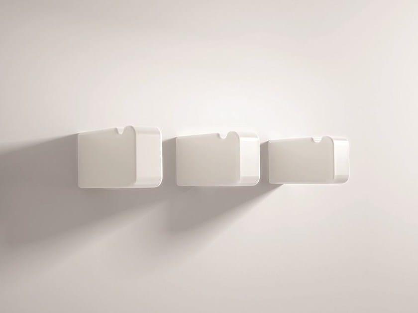 Ceramic robe hook PIANO - Hidra Ceramica