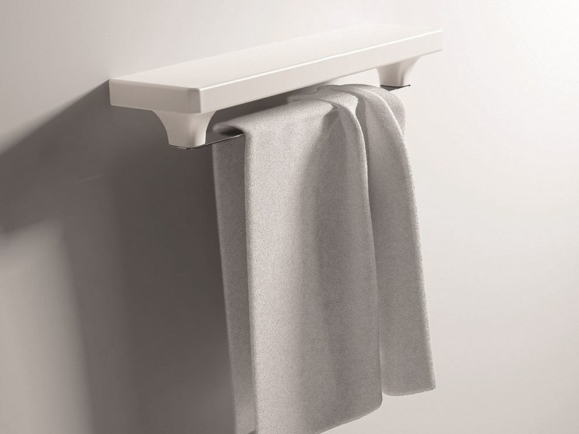 Towel rack PIANO | Towel rack by Hidra Ceramica