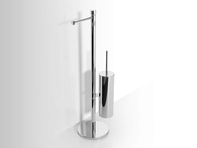 Metal toilet roll holder / toilet brush Metal toilet brush - Alna