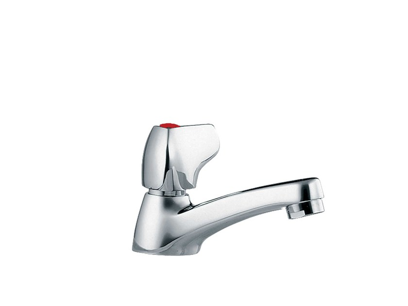 Countertop 1 hole washbasin tap PILE & FACE | Countertop washbasin tap - rvb