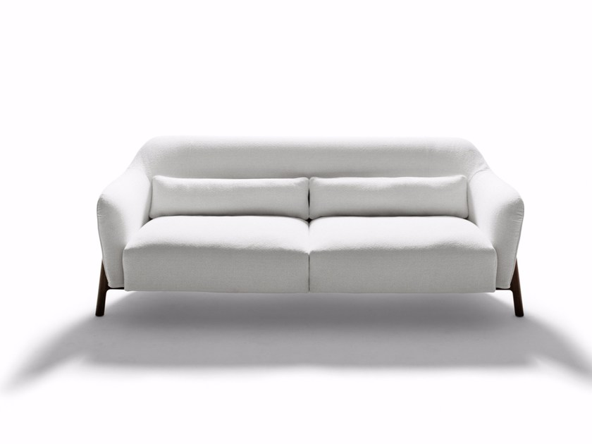Fabric sofa with removable cover PILOTIS | Sofa - DE PADOVA