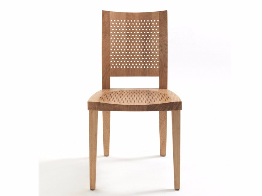 Wooden chair PIMPINELLA LIGHT - Riva 1920
