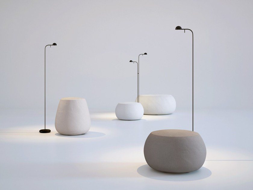 LED floor lamp PIN | Floor lamp by Vibia