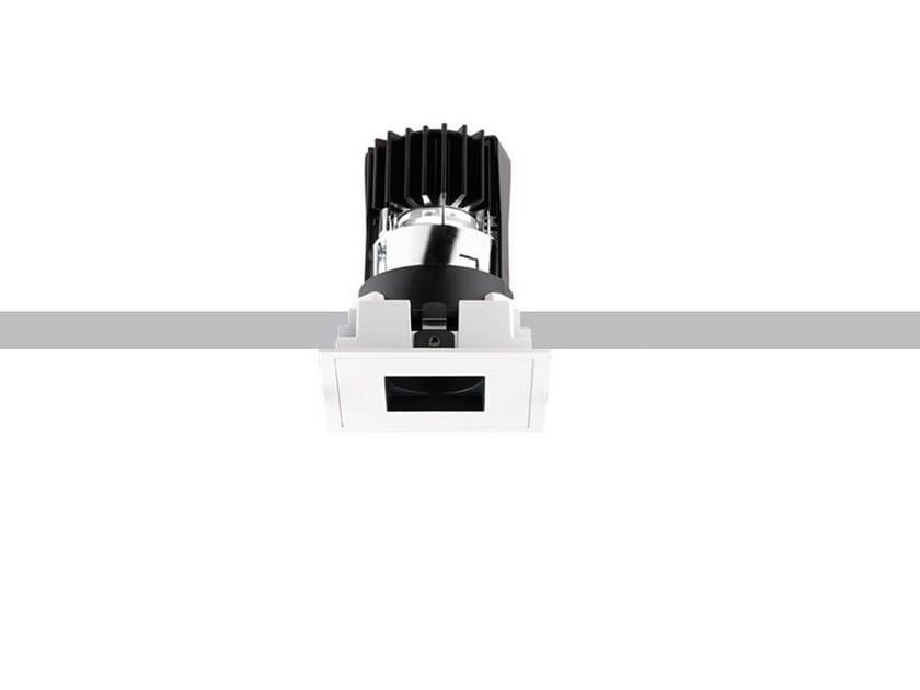 Spotlight for false ceiling LASER PINHOLE   Spotlight by iGuzzini