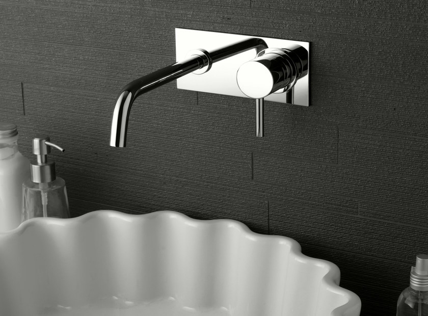 Wall-mounted washbasin mixer PINO' | Washbasin mixer - Signorini Rubinetterie