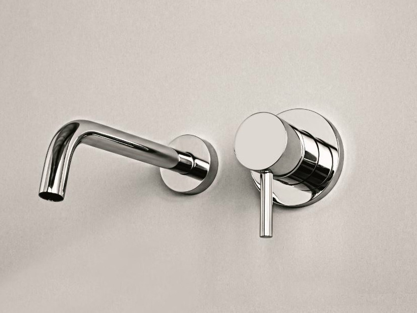 Wall-mounted washbasin mixer PINO' | Washbasin mixer by Signorini