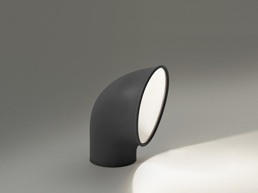 LED aluminium Floor lamp PIROSCAFO by Artemide