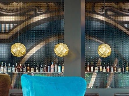 Lampada da parete a LED PIXEL MASH by Artemide