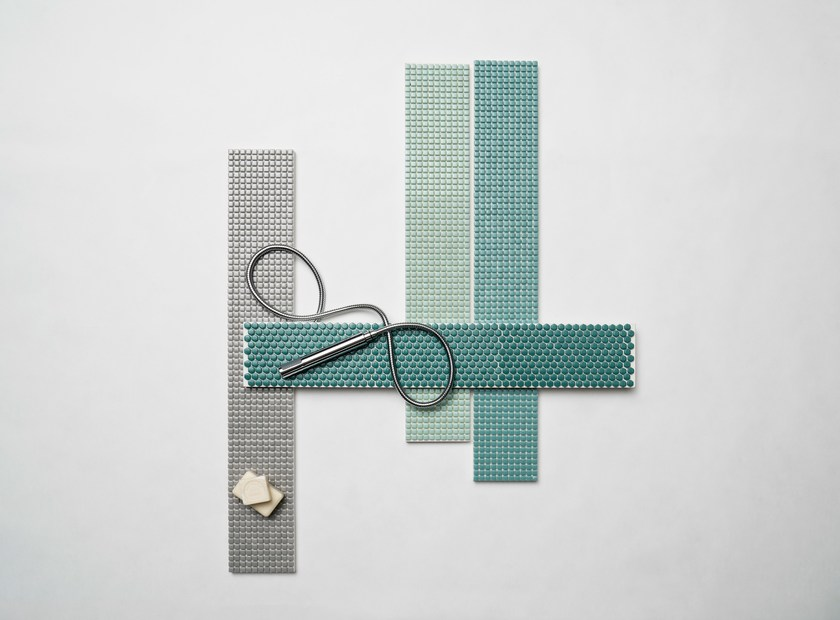 Glass Mosaic PIXEL | Mosaic - Ex.t