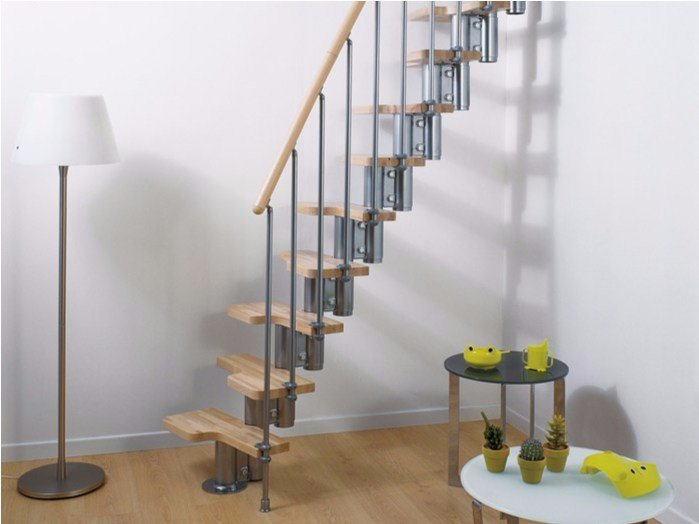 Retractable stair PIXIMA MINI by Fontanot Spa