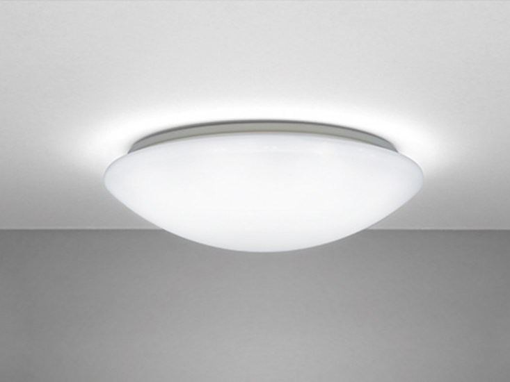 Polycarbonate ceiling lamp PL29 | Ceiling lamp by NOBILE ITALIA