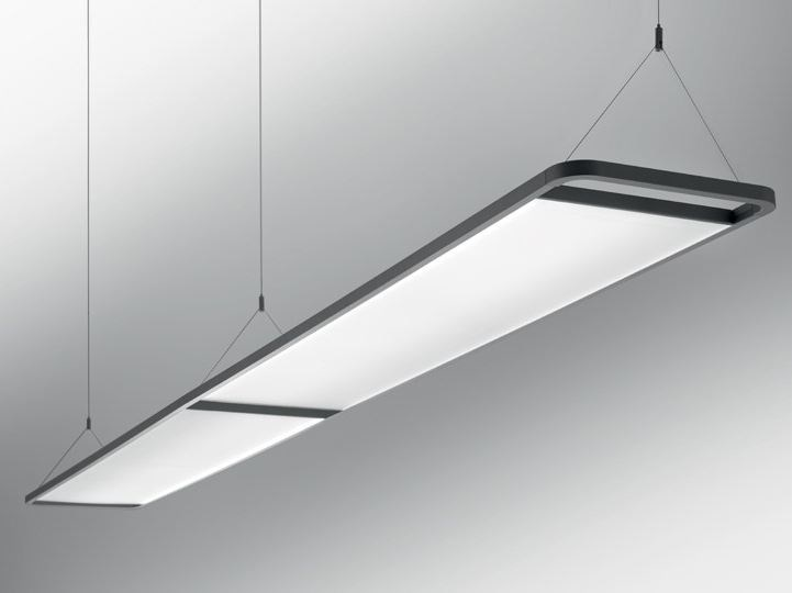 LED direct light pendant lamp PLANE by Artemide