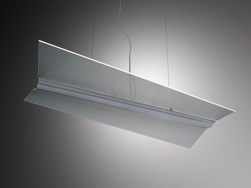 LED pendant lamp PLANE - Cattaneo Illuminazione