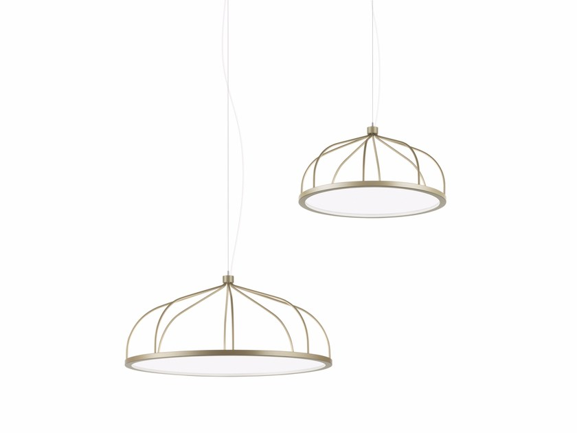 LED metal pendant lamp PLANE | Pendant lamp - ZERO