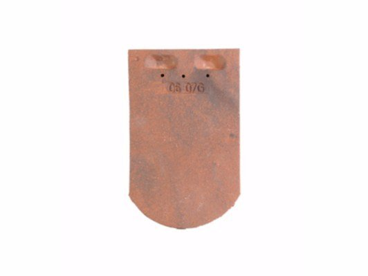 Tuile embo tement en terre cuite plate ecaille press e 17x27 ste foy by imerys toiture - Tuile plate terre cuite ...