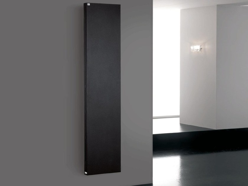 Electric wall-mounted panel radiator PLATE ELECTRIC PLUS - DELTACALOR
