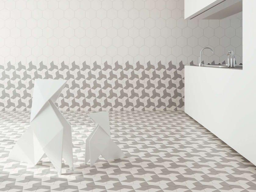 Ceramic wall tiles / flooring PLAY - Harmony