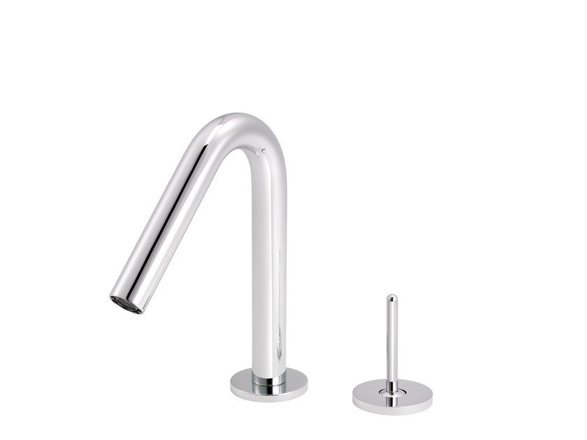 2 hole countertop washbasin mixer PLUG | 2 hole washbasin mixer - rvb
