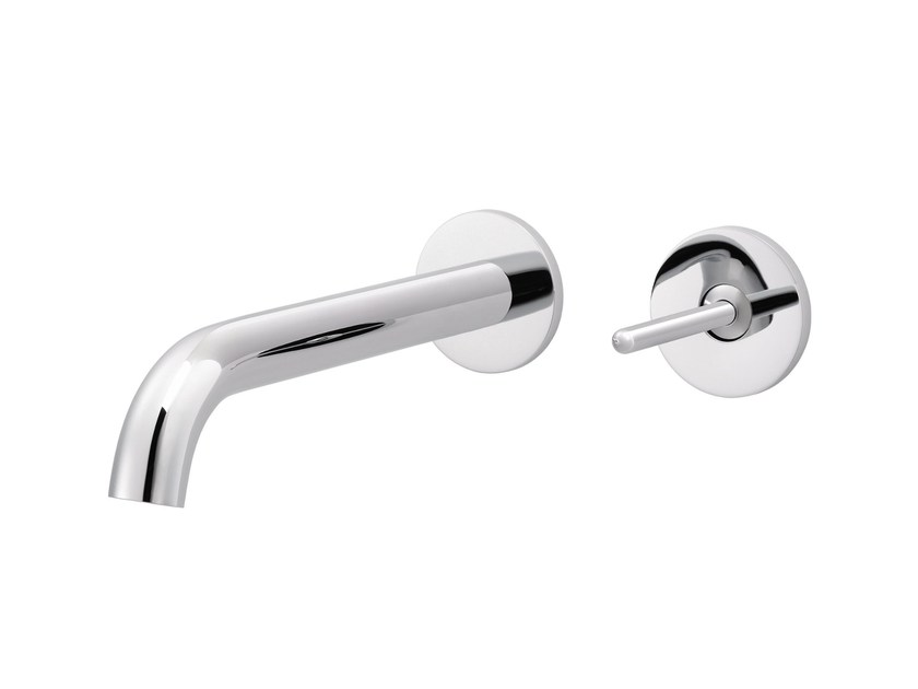 2 hole wall-mounted washbasin mixer PLUG | Wall-mounted washbasin mixer - rvb