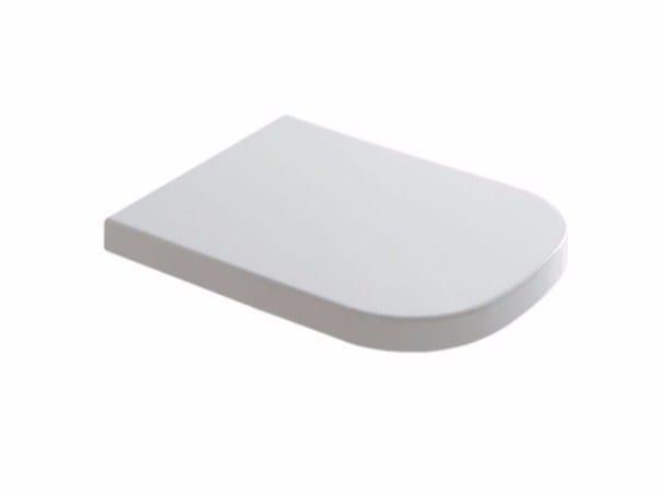 Toilet seat PLUS DESIGN | Toilet seat - GALASSIA