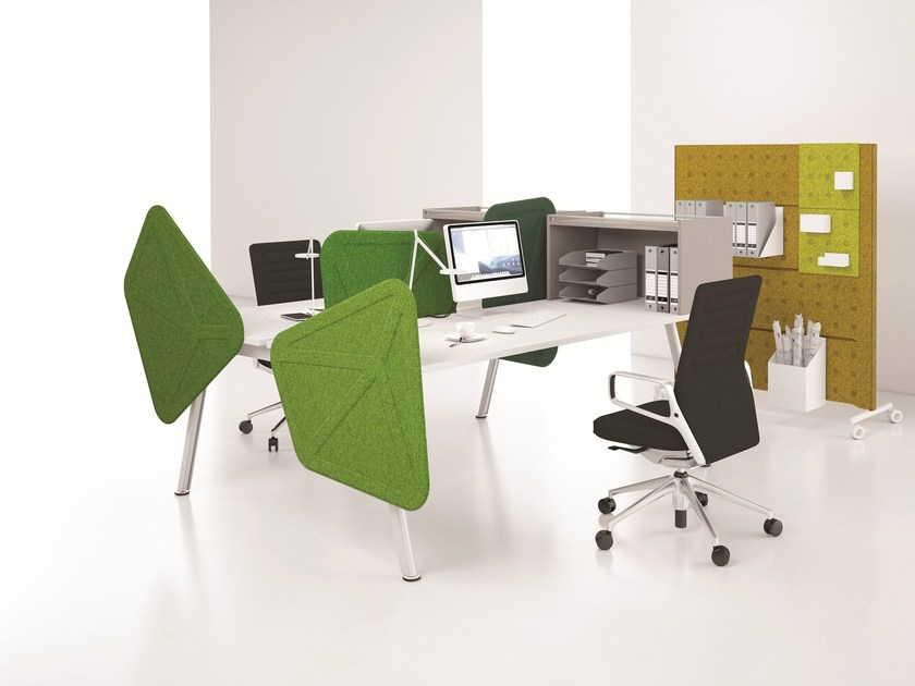 Multiple office workstation PLUS | Multiple office workstation - BALMA