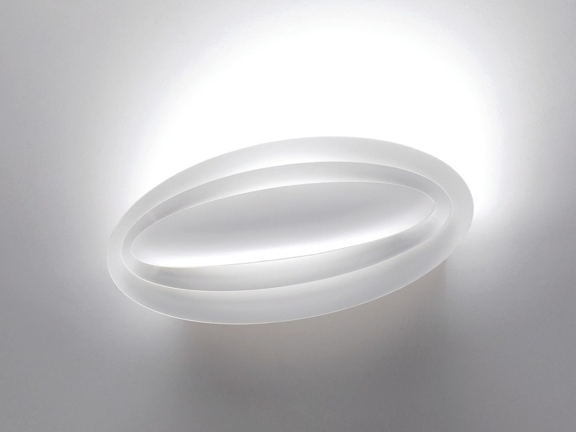 LED metal wall light PLUTONE | Wall light by NOIDESIGN
