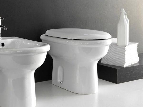 Ceramic toilet PLUVIA | Toilet - Hidra Ceramica