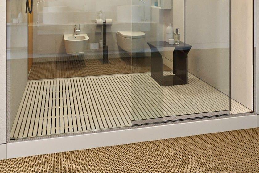 Piatto doccia su misura pluvio pst makro - Rivestire piatto doccia ...