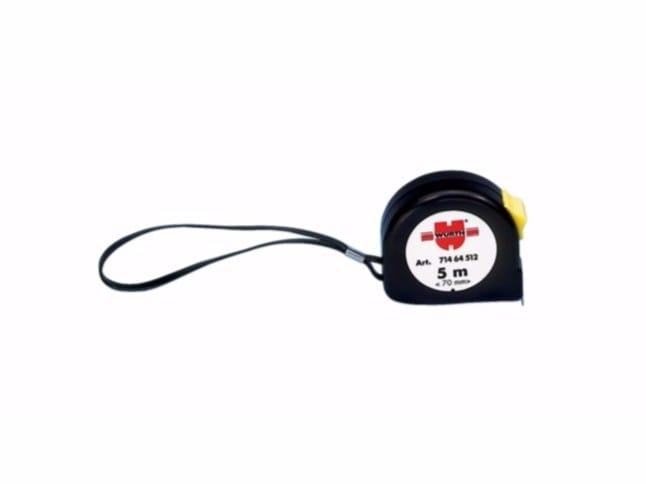 Tape measure Pocket measuring tape 5 m - Würth
