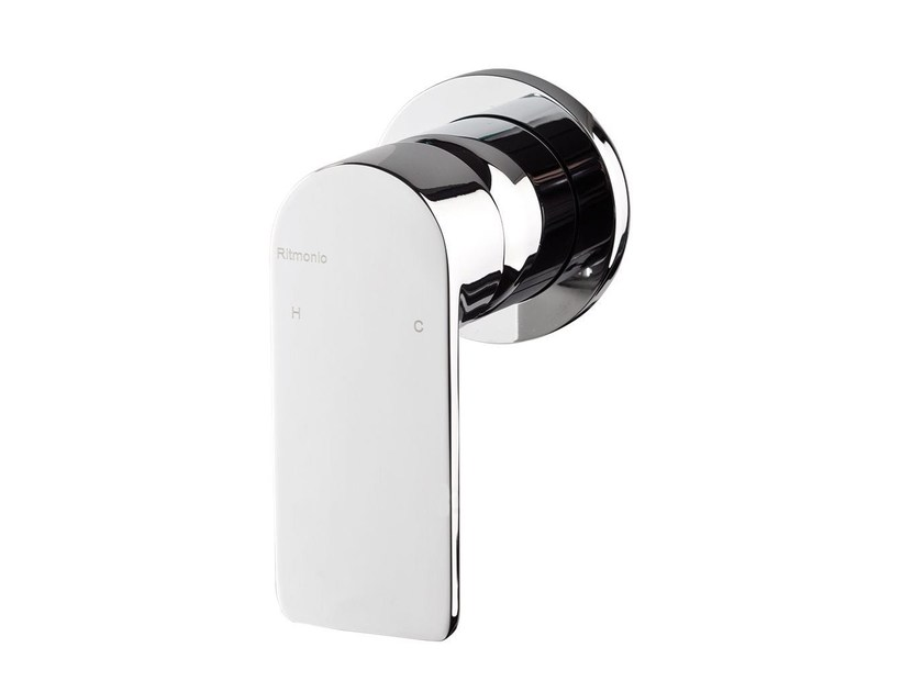 Single handle shower mixer POIS | Single handle shower mixer - RUBINETTERIE RITMONIO