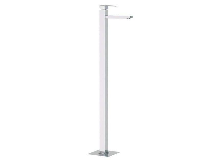 Floor standing single handle washbasin mixer POLAR | Floor standing washbasin mixer by Rubinetterie Mariani