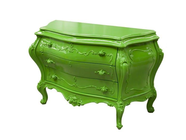 Classic style lacquered dresser POLART   Dresser - POLaRT
