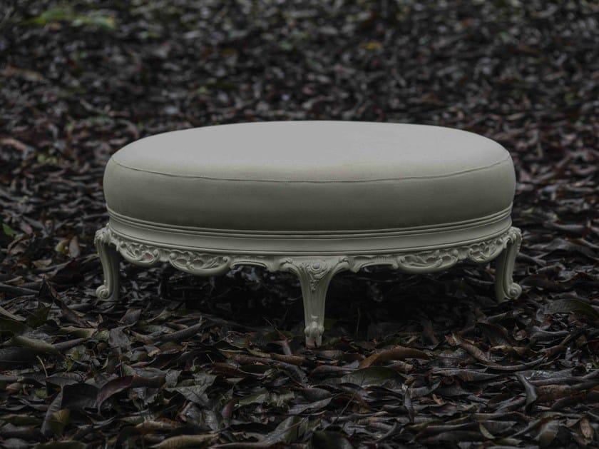 Classic style upholstered pouf POLART | Pouf by POLaRT