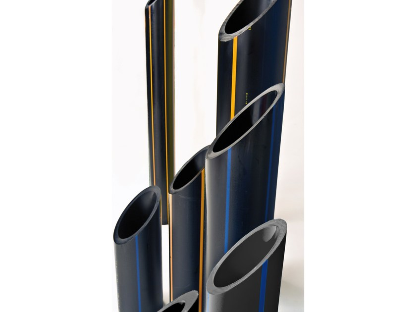 Sewer pipe and component POLIETILENETUBI by NUPI