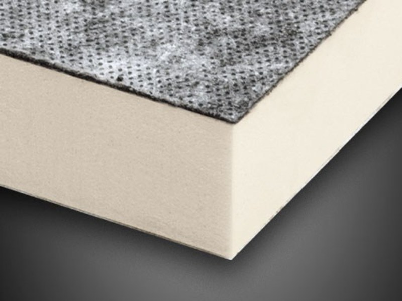 Polyiso foam thermal insulation panel POLIISO® - Ediltec