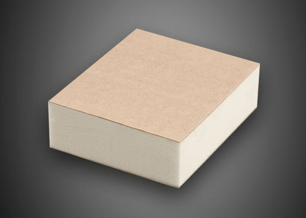 Polyiso foam thermal insulation panel POLIISO® PLUS | Polyiso foam thermal insulation panel - Ediltec