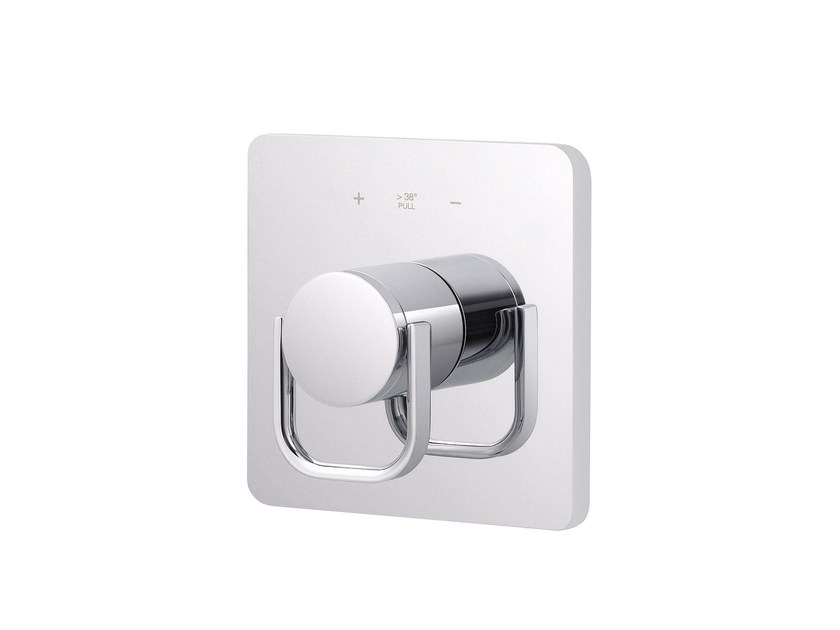 1 hole thermostatic shower mixer POLO CLUB | Thermostatic shower mixer - rvb
