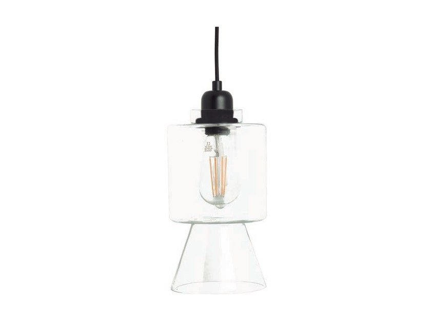 Glass pendant lamp PONN | Glass pendant lamp - Aromas del Campo