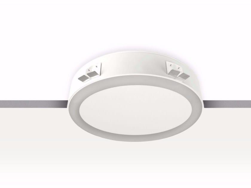 Direct light Lamp for false ceiling POOL_CR by Linea Light Group