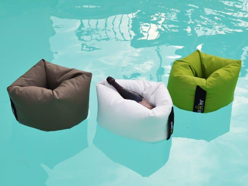Floating fabric ice bucket POOL JAMES II - chillisy®