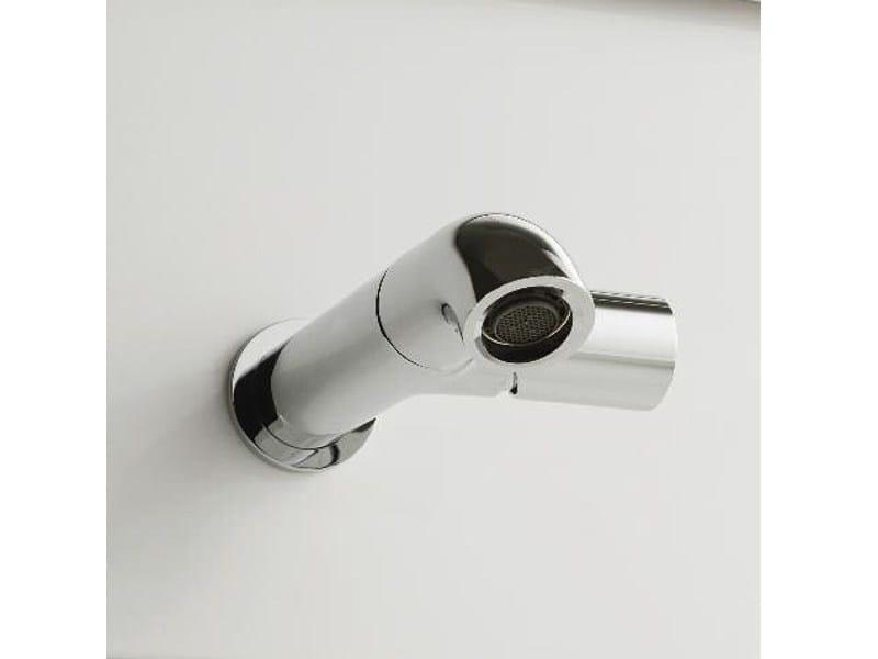 Wall-mounted 1 hole washbasin mixer POP | Wall-mounted washbasin mixer - ZAZZERI