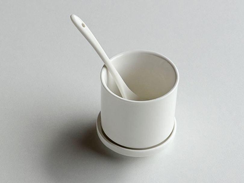 Tazza da caffè in porcellana PORCELAIN ESPRESSO CUP - ZANGRA