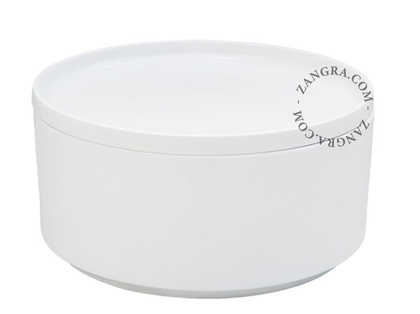 Ciotola / insalatiera in porcellana PORCELAIN SERVING DISH by ZANGRA